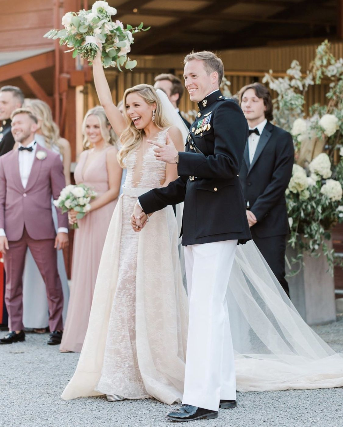 Kira And Andrew's Charming Ranch Wedding In Wine Country