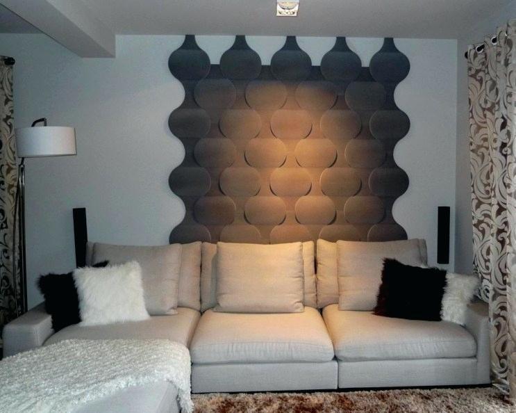 Wanddeko Selber Machen Holz Wohnzimmer Ideen Wandgestaltung