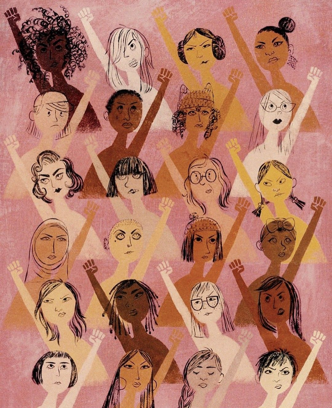 Pin By Salam Al Baghdadi On Shout It For The People At The Back Feminist Art Art Feminism