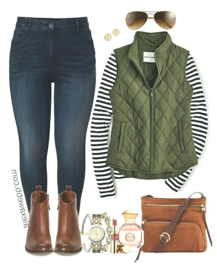 Plus Size Preppy Herbst Outfit – #Fall #Outfit #plus #Preppy #Size #OutfitIdea