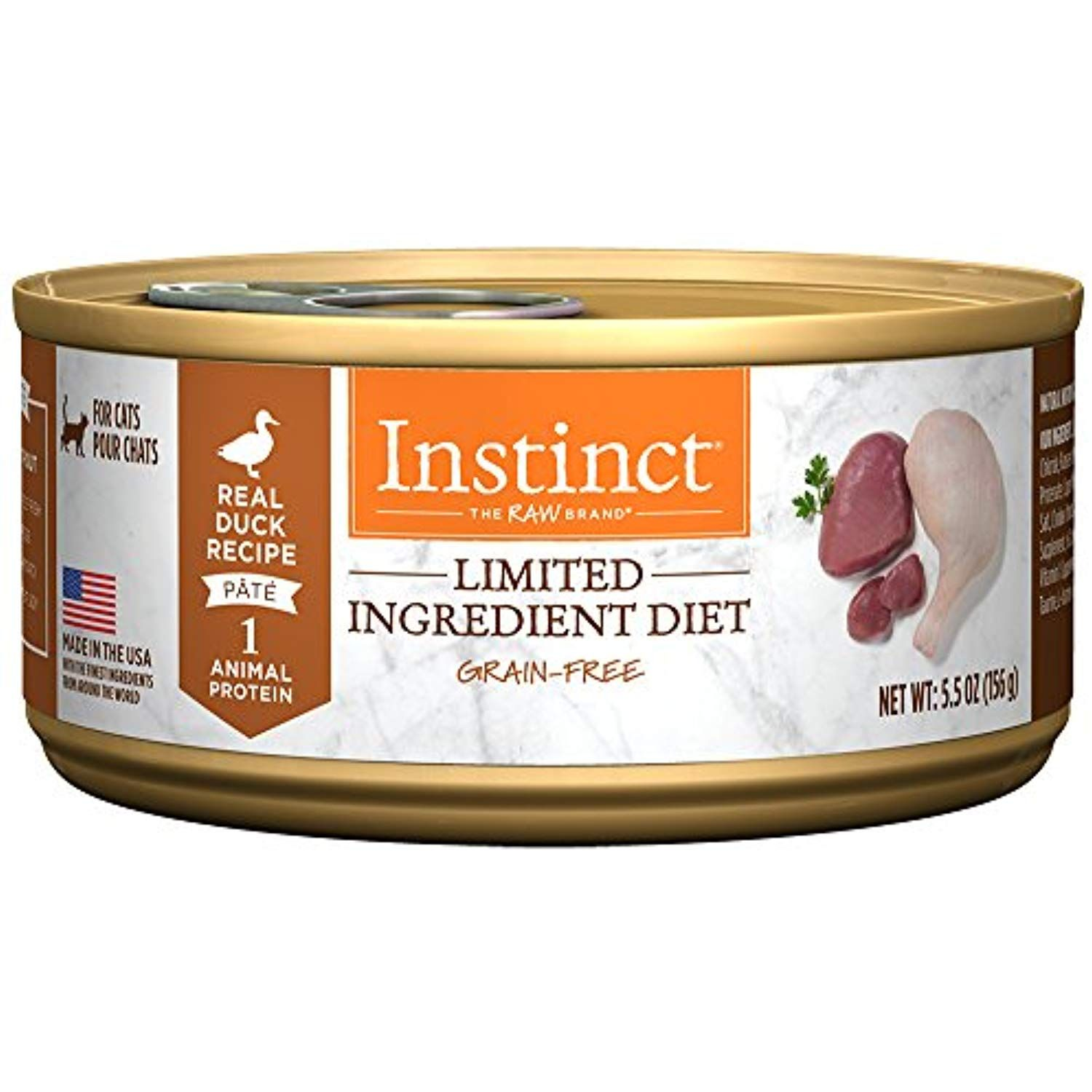 Instinct Limited Ingredient Diet Grain Free Real Duck