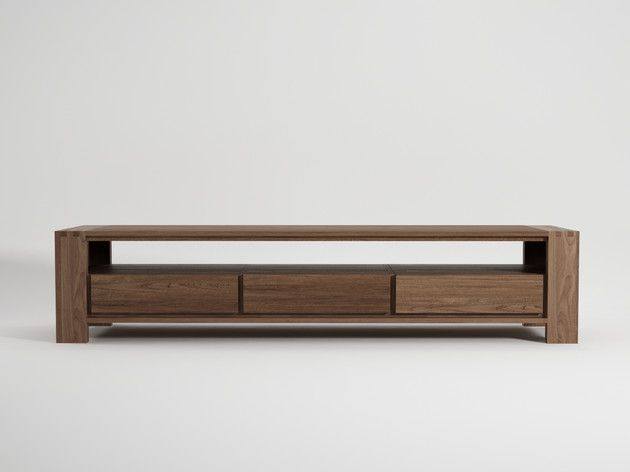 Experience TV Unit   100% Recycled Teak