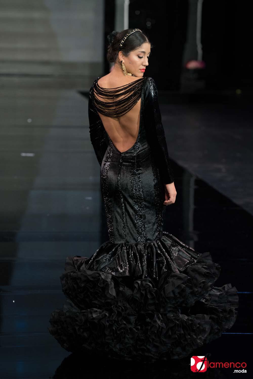 Pin En Simof 2020 Moda Flamenca