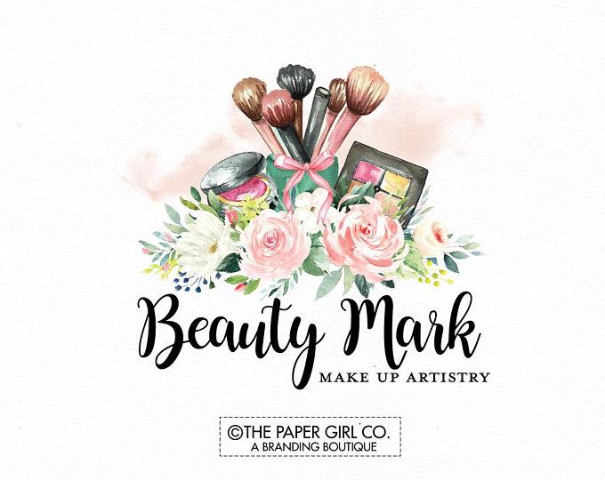Makeup Logo Makeup Artist Logo Salon Logo Beauty Logo Etsy Logo De Salon De Belleza Logo De Artista De Maquillaje Logo De Belleza