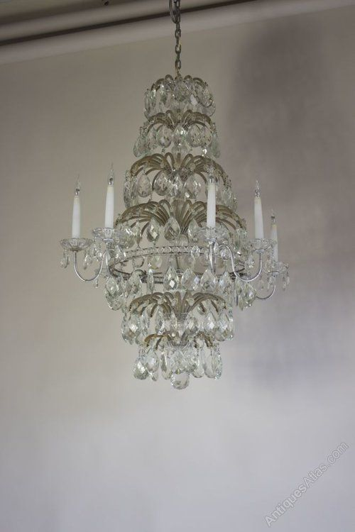 Antiques atlas italian 1950s chandelier