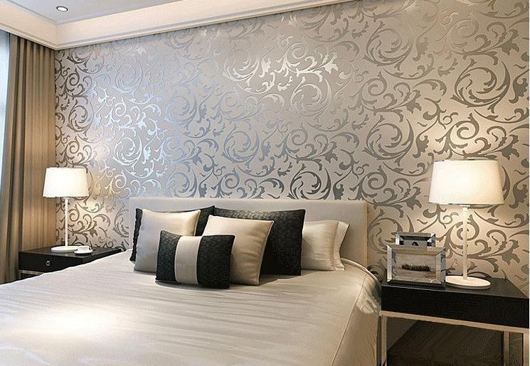 From Seller Enjoy 29 73 Dhgate Com Modern Wallpaper Bedroom Wallpaper Living Room Wallpaper Design For Bedroom Color room wall wallpaper images