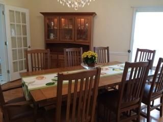 California Mission Dining Chair Customer Photos Of