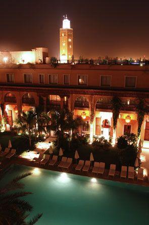 Les Jardins De La Koutoubia Hotel Marrakech Marrakech Hotel Marrakech Hotel
