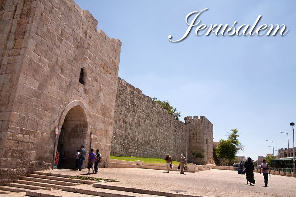 Picture pf the Day: Open your day in Jerusalem!