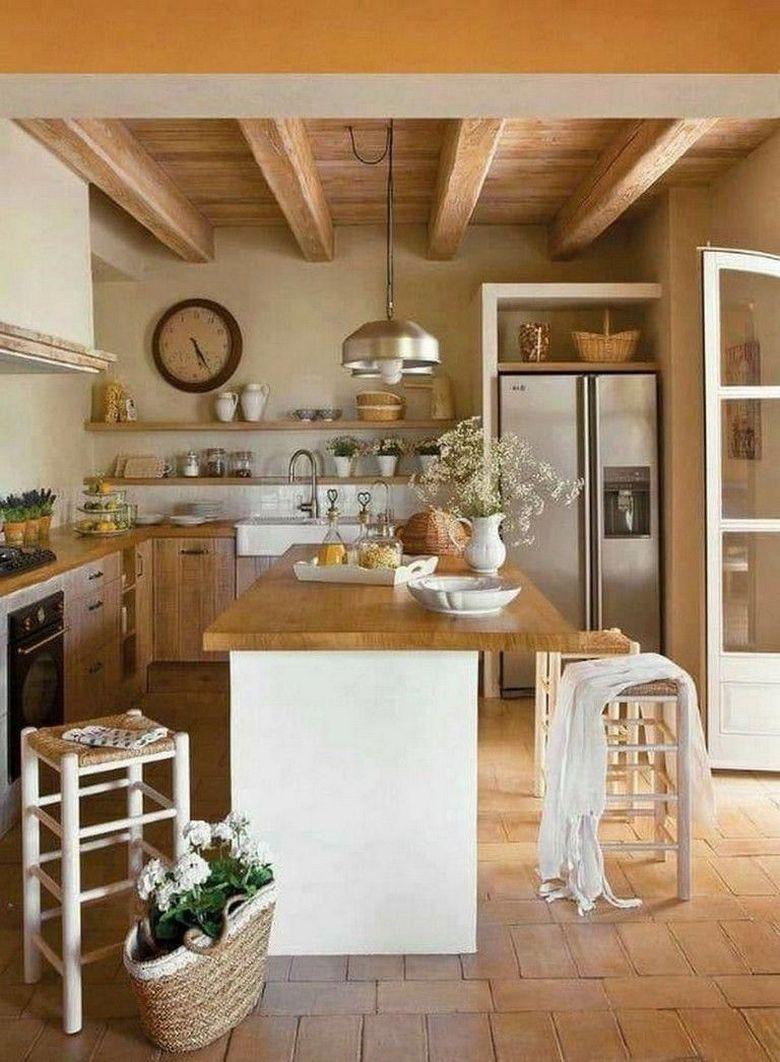97 Excellent Modern Kitchen Design Ideas To Inspire Your Kitchen Remodelling Decoracion De Cocinas Rusticas Cocina Campestre Cocinas Rusticas Modernas