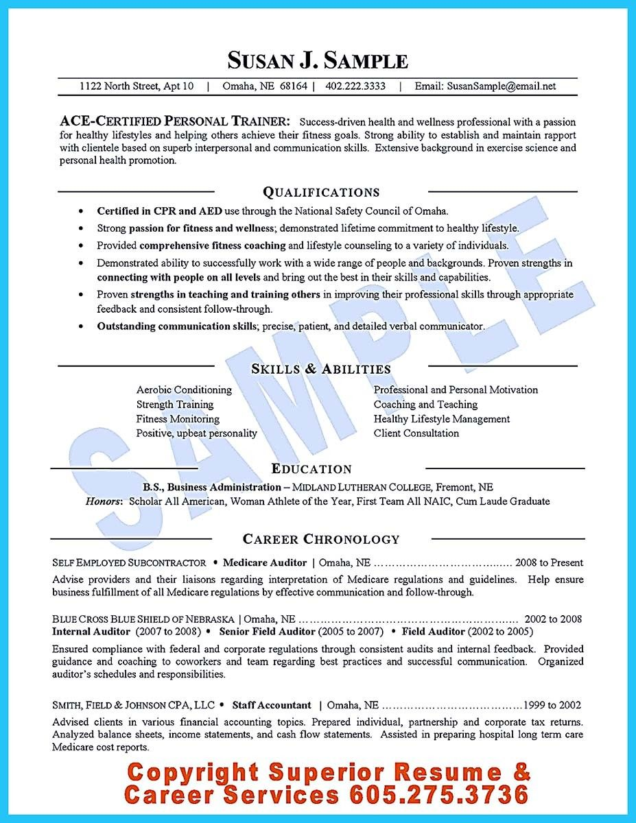 Awesome Understanding A Generally Accepted Auditor Resume Resume Auditor Resume Format