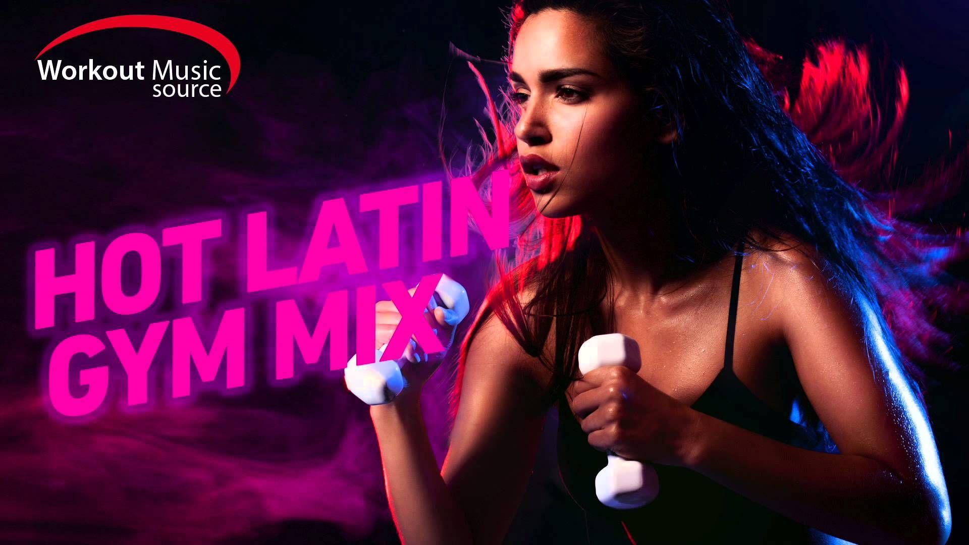 Workout Music Source // Hot Latin Gym Mix (135 BPM) | Workout Music