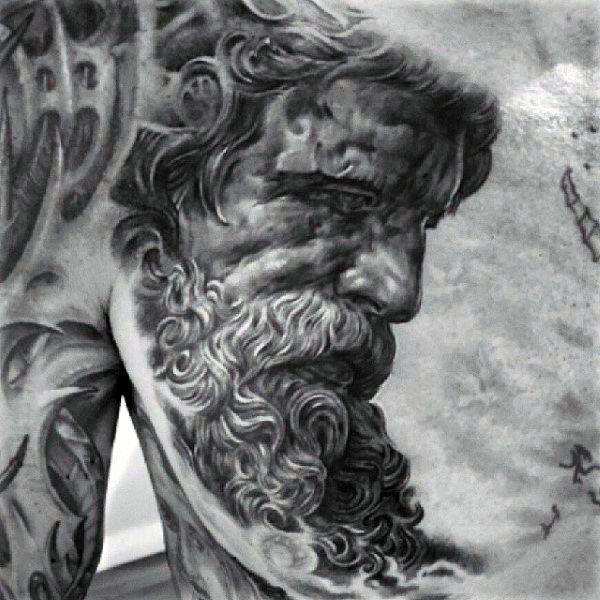 Top 79 Zeus Tattoo Ideas 2021 Inspiration Guide 11