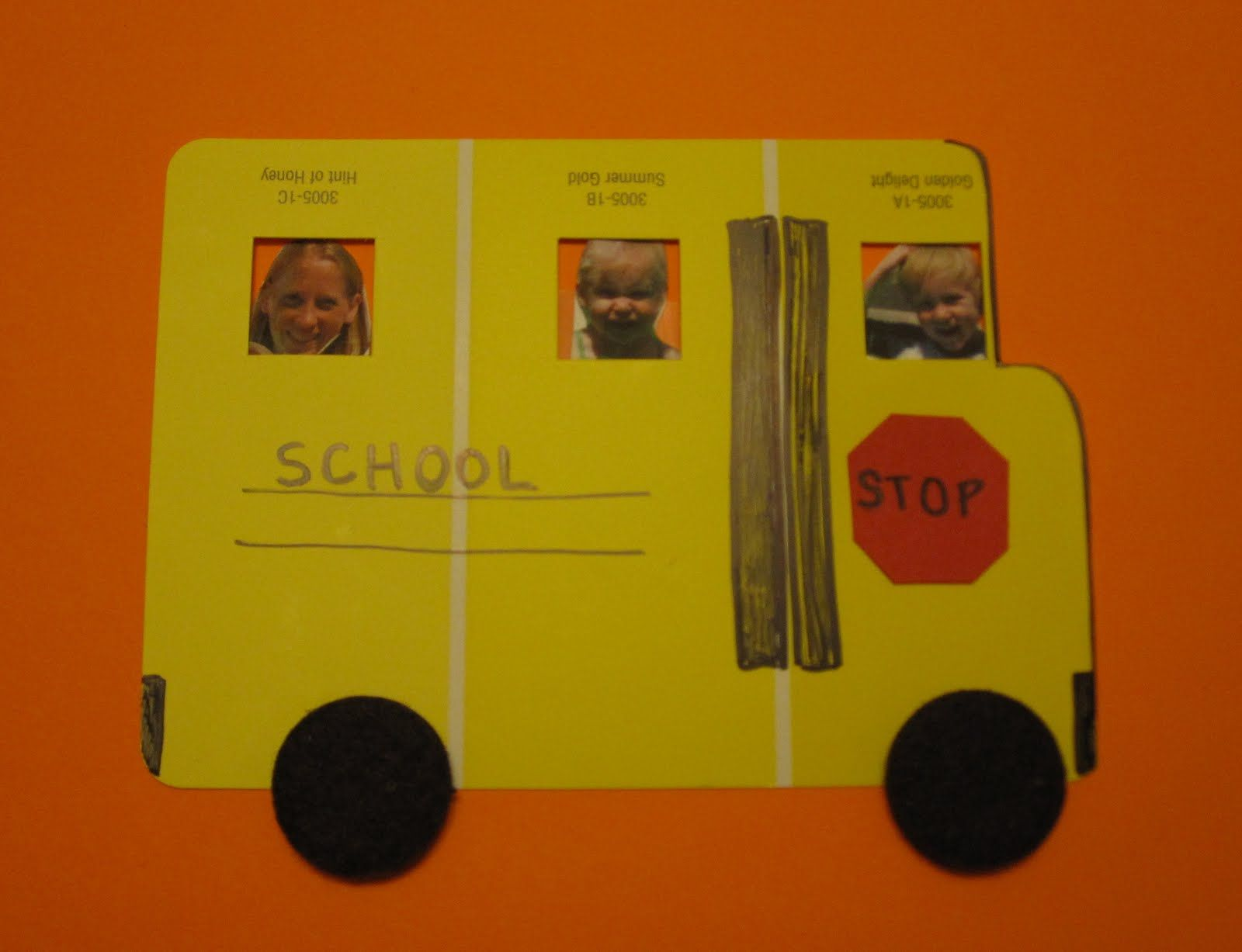 Pin By Michaela On Pre K The Bus For Us