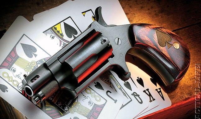 NAA Mini Black Jack  22 Mag | Gun Stuff | Hand guns, Jack