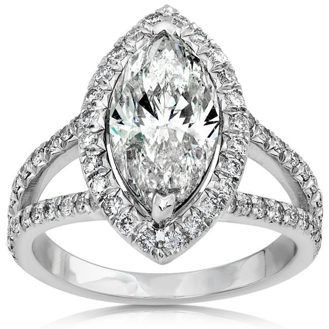 marquise engagement rings marquise engagement rings put trilions on sides - Marquis Wedding Ring