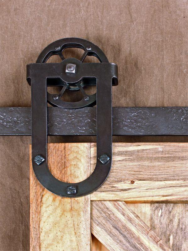 High Quality Stirrup Barn Door Trolley
