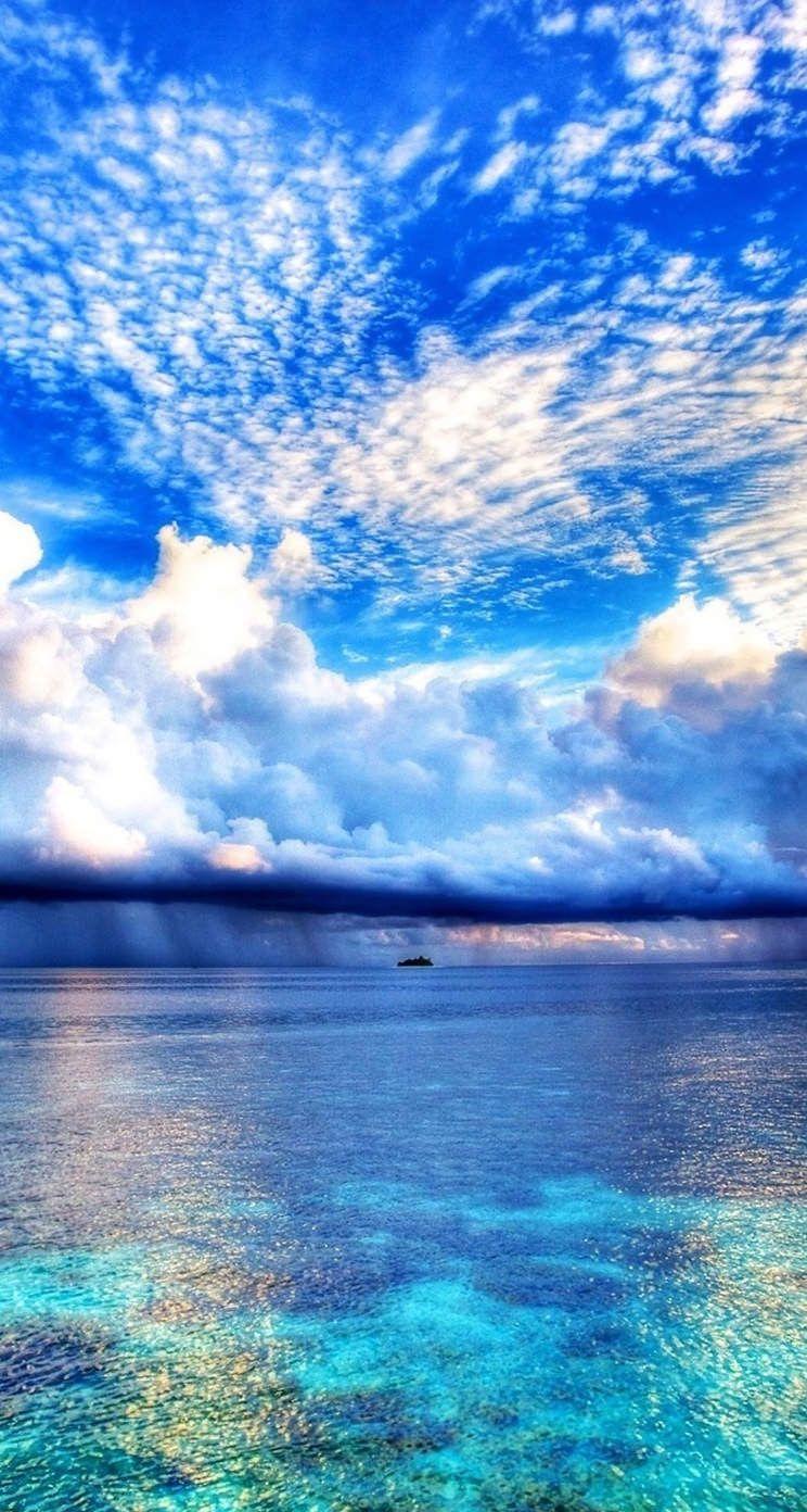 Pin by Gloria Crane on Cool & Blue Clouds, Beautiful