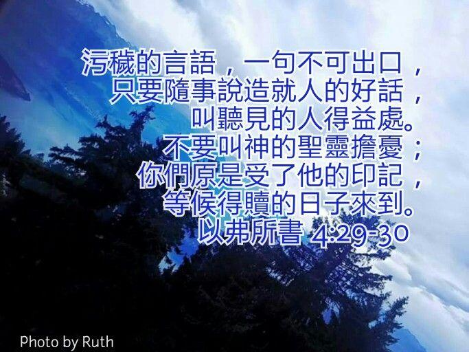 Image result for 弗4:29