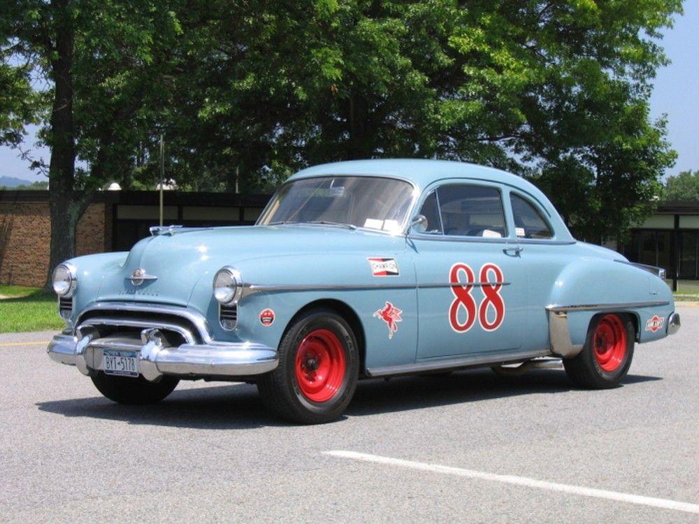 1950 Olds 88 Cub Coupe Built 303 Ci 4bbl Hicompression Rocket V8 M20 4sp