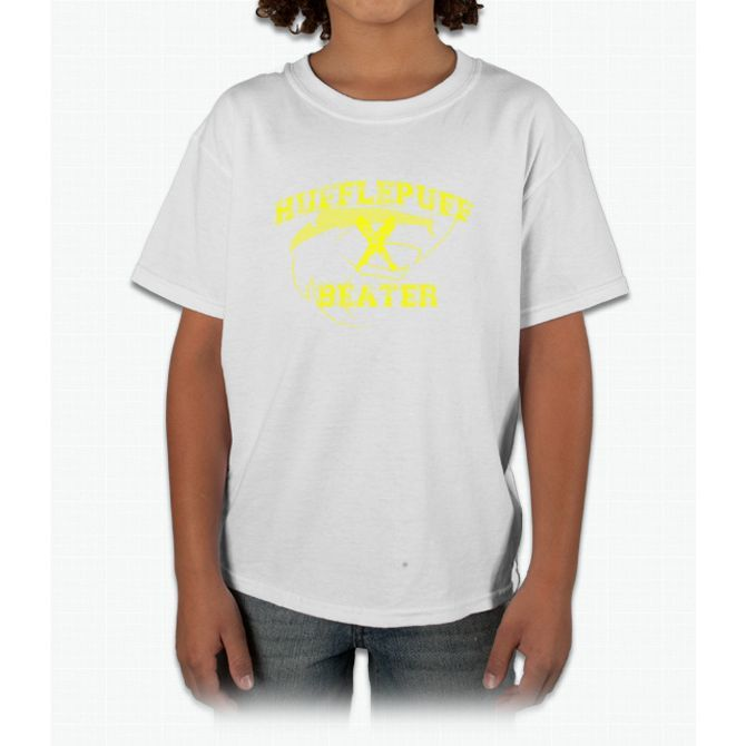 Hufflepuff Beater Harry Potter Young T-Shirt