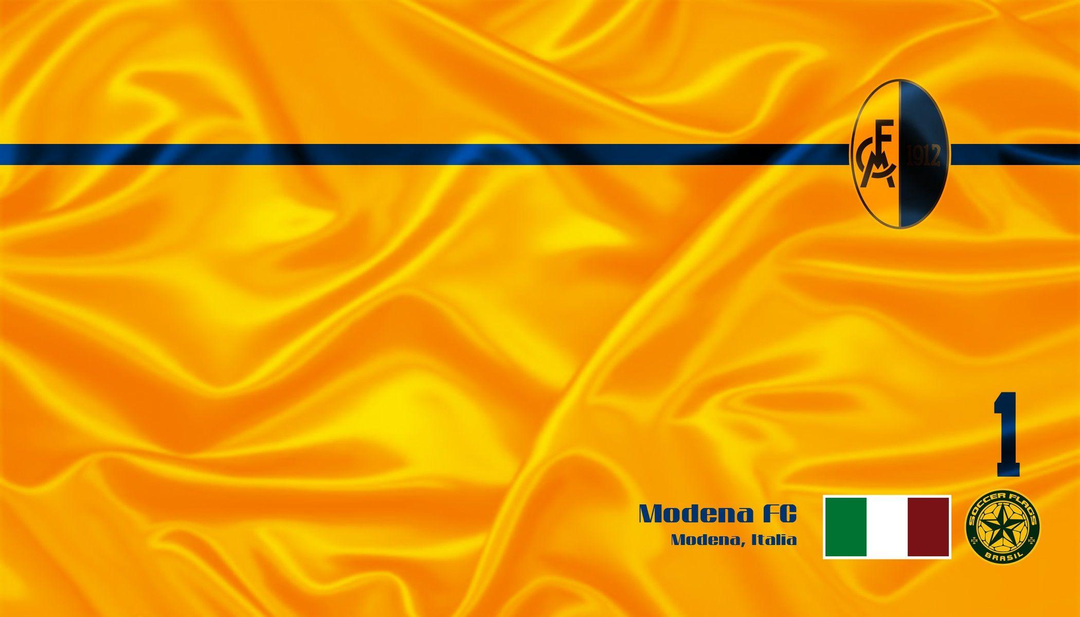 Modena FC - Veja mais Wallpapers e baixe de graça em nosso Blog http://soccerflags.blogspot.com.br