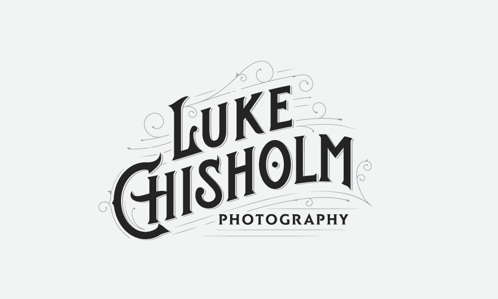 Luke Chisholm — Tobias Saul #lettering #script #typography #type #brush #handlettering #visual #design