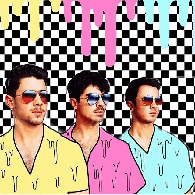 The winning images from our JonasBrothers HappinessBegins Challenge are 100