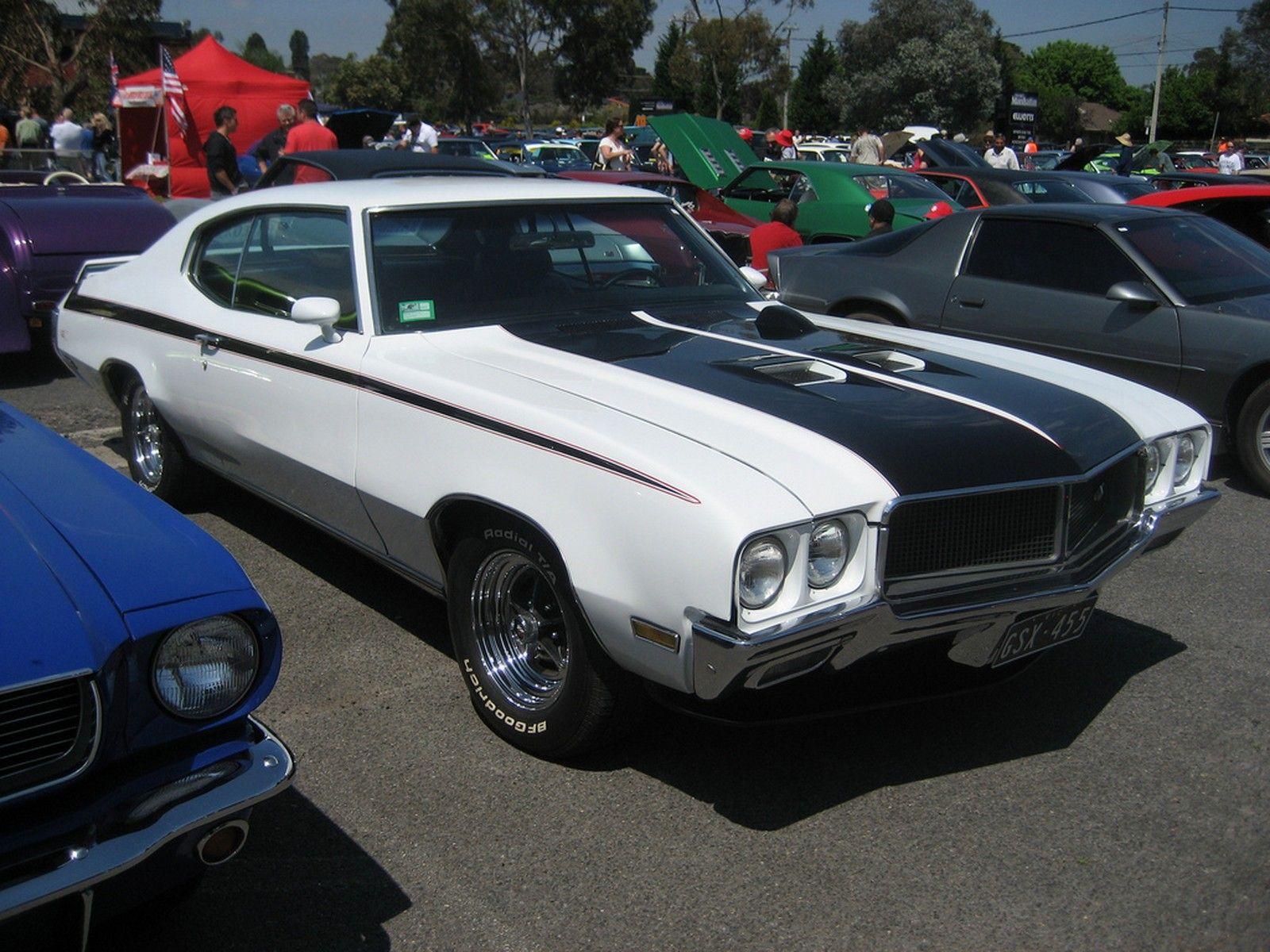 1970 - Buick Skylark GSX Stage 1 Coupe