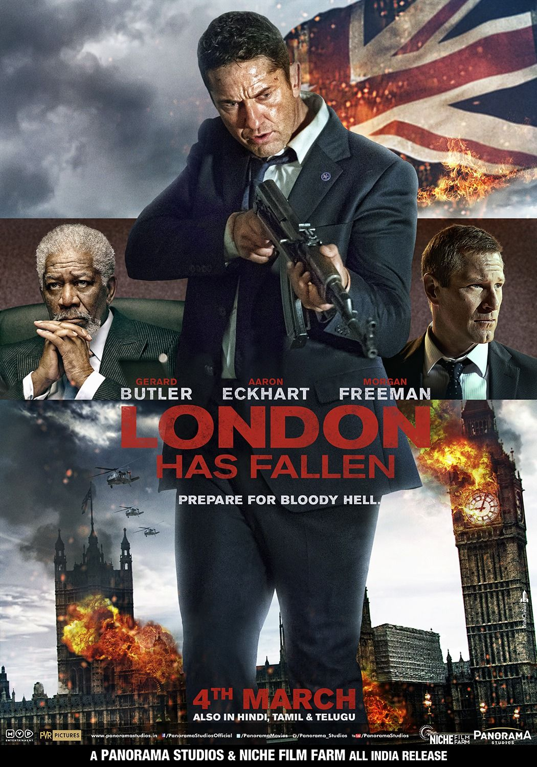 Return To The Main Poster Page For London Has Fallen 9 Of 11