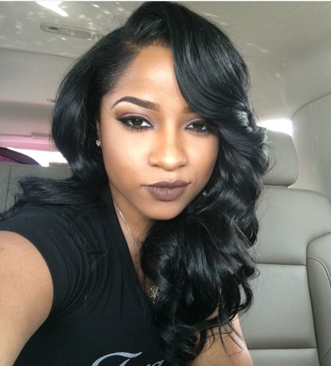toya carter wright | beautygeek | hair styles, long hair
