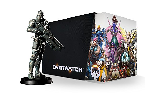 Overwatch Collector's Edition The Overwatch Collector's