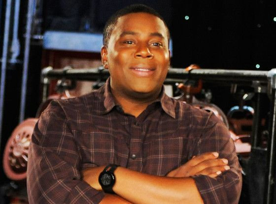 """Kenan Thompson Leaving Saturday Night Live?! Rumors Are """"Inaccurate,"""" Says Show Rep  Kenan Thompson"""