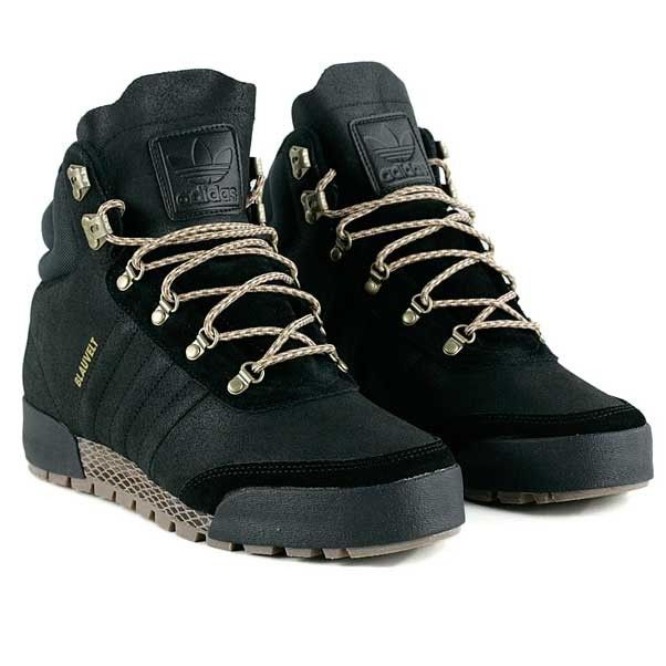 brand new b1fdc 57ec2 ... Adidas Jake Blauvelt boots in black ...