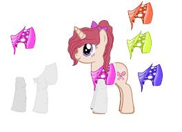 Картинки по запросу одежда для пони без фона   Пони, Мой ...