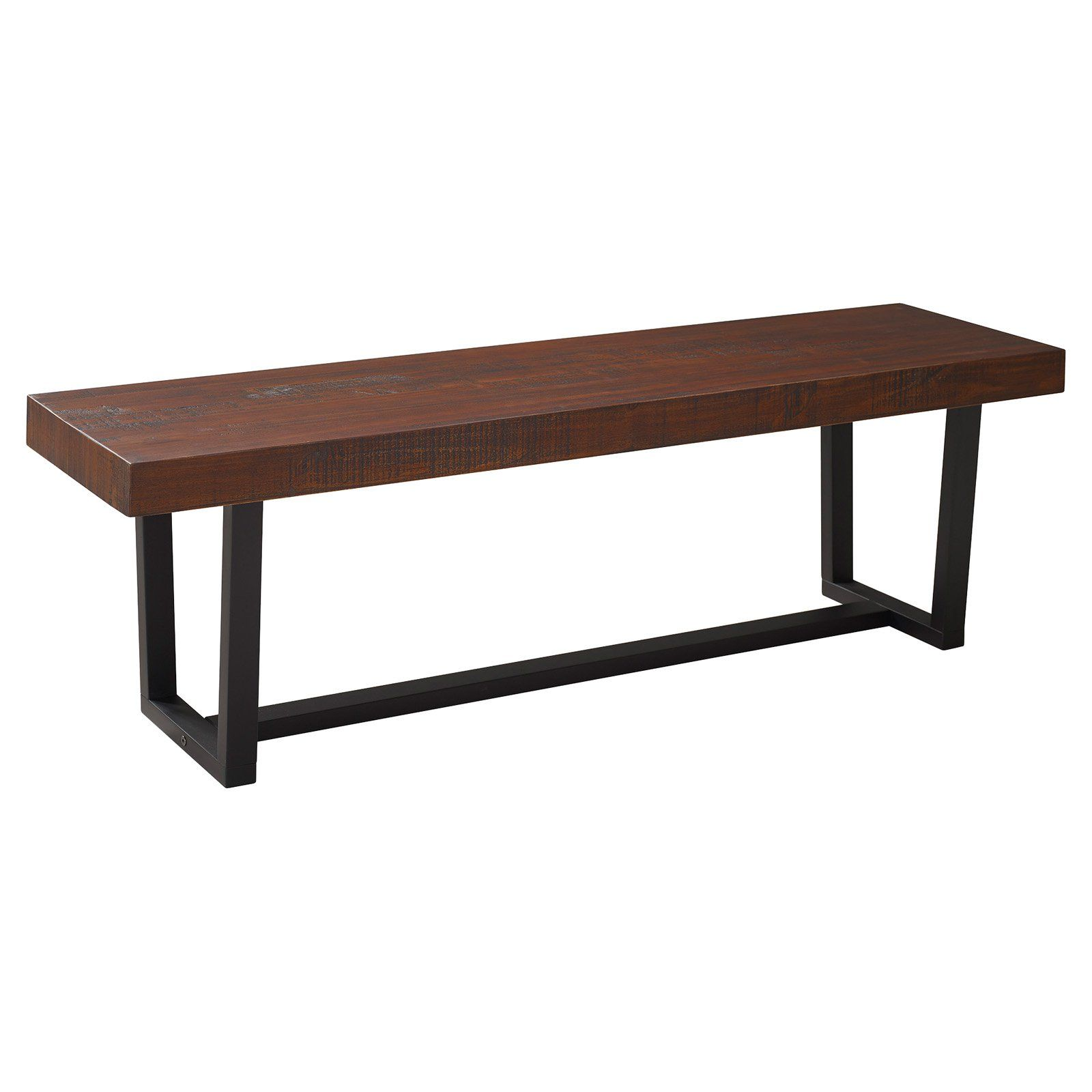Phenomenal Manor Park 60 In Backless Dining Bench Mahogany In 2019 Onthecornerstone Fun Painted Chair Ideas Images Onthecornerstoneorg