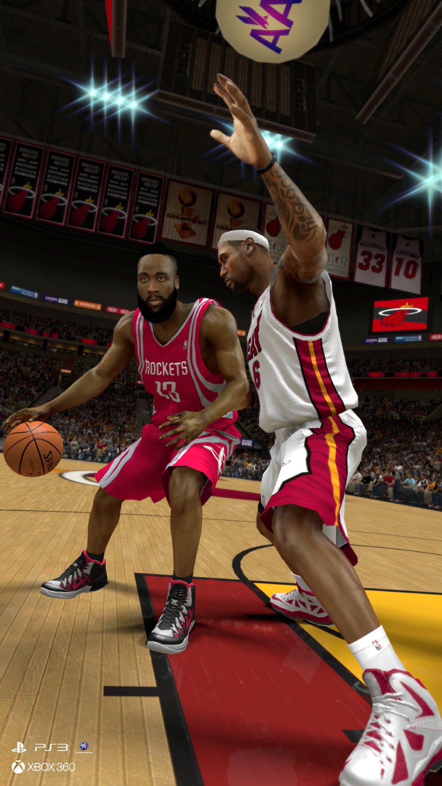 NBA 2K14 Xbox 360 For more information, visit image