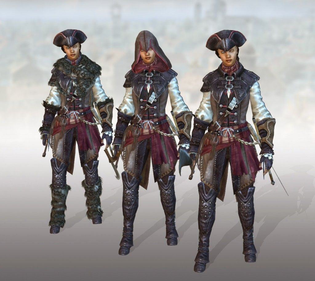 Aveline Assassin S Creed Liberation Assassins Creed