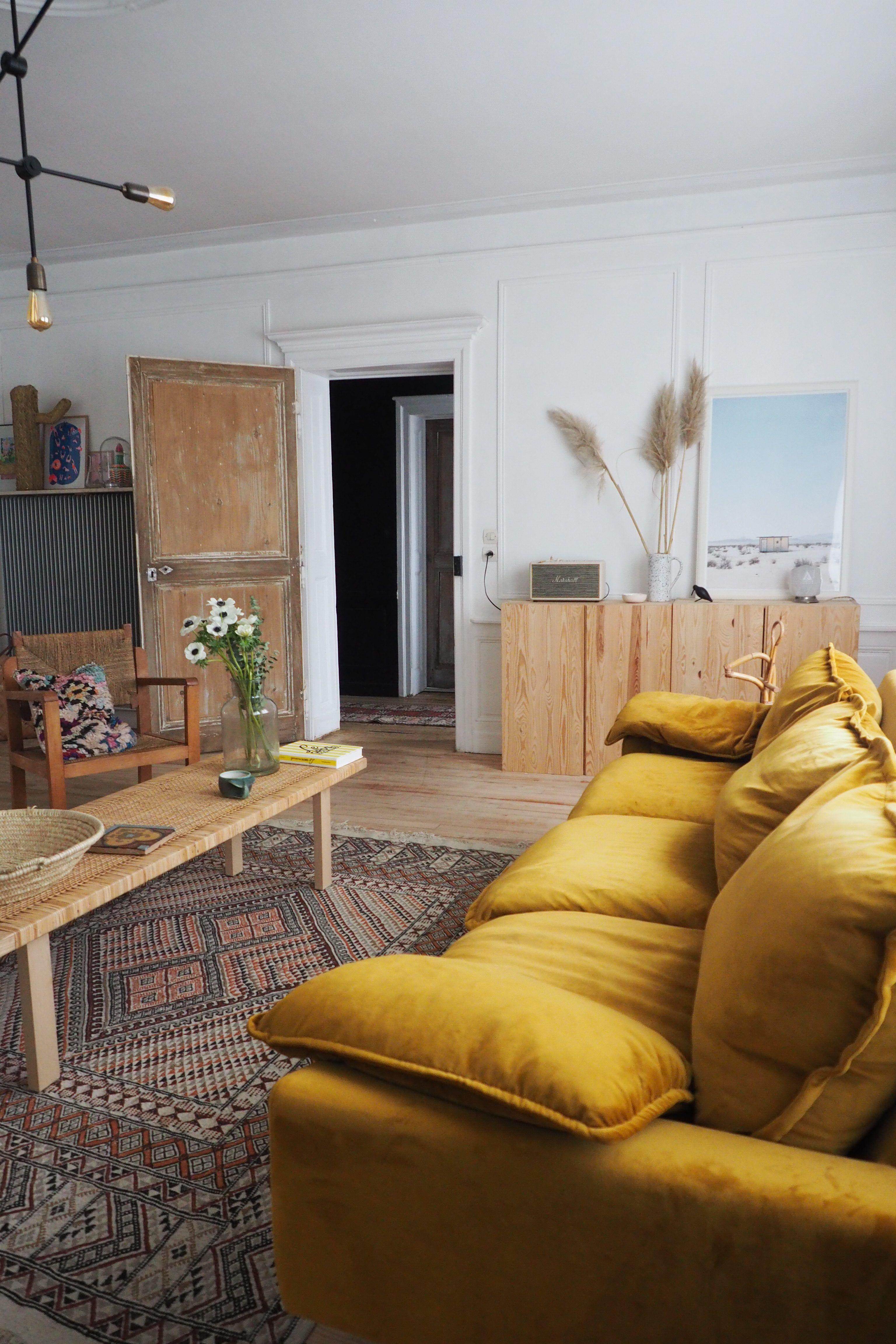 Une Maison Ancienne Renovee Hello Blogzine Blog Deco Lifestyle Www Hello Hello Fr Meuble De Cuisine Ikea Maison Maison Ancienne