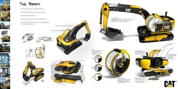 Student Industrial Design by Matt Betteker at Coroflot.com