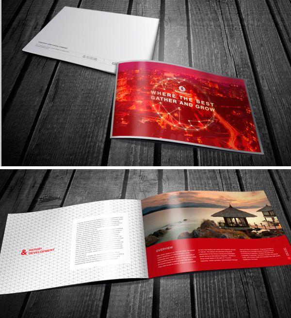 あなたのインスピレーションを得るため50美しいプリントパンフレットデザイン