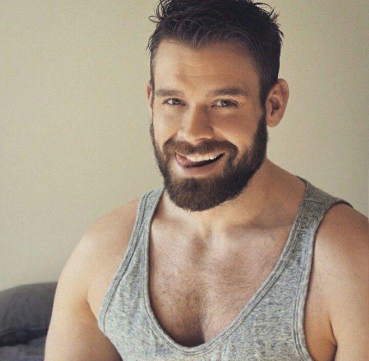 ひげ, 筋肉, 髭