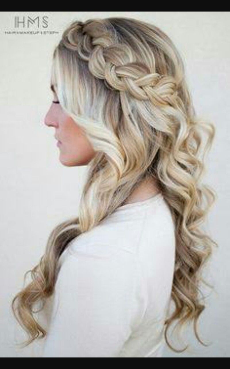 Pin by Raechel on Hair | Pinterest | Prom hair, Hair style and Prom ...