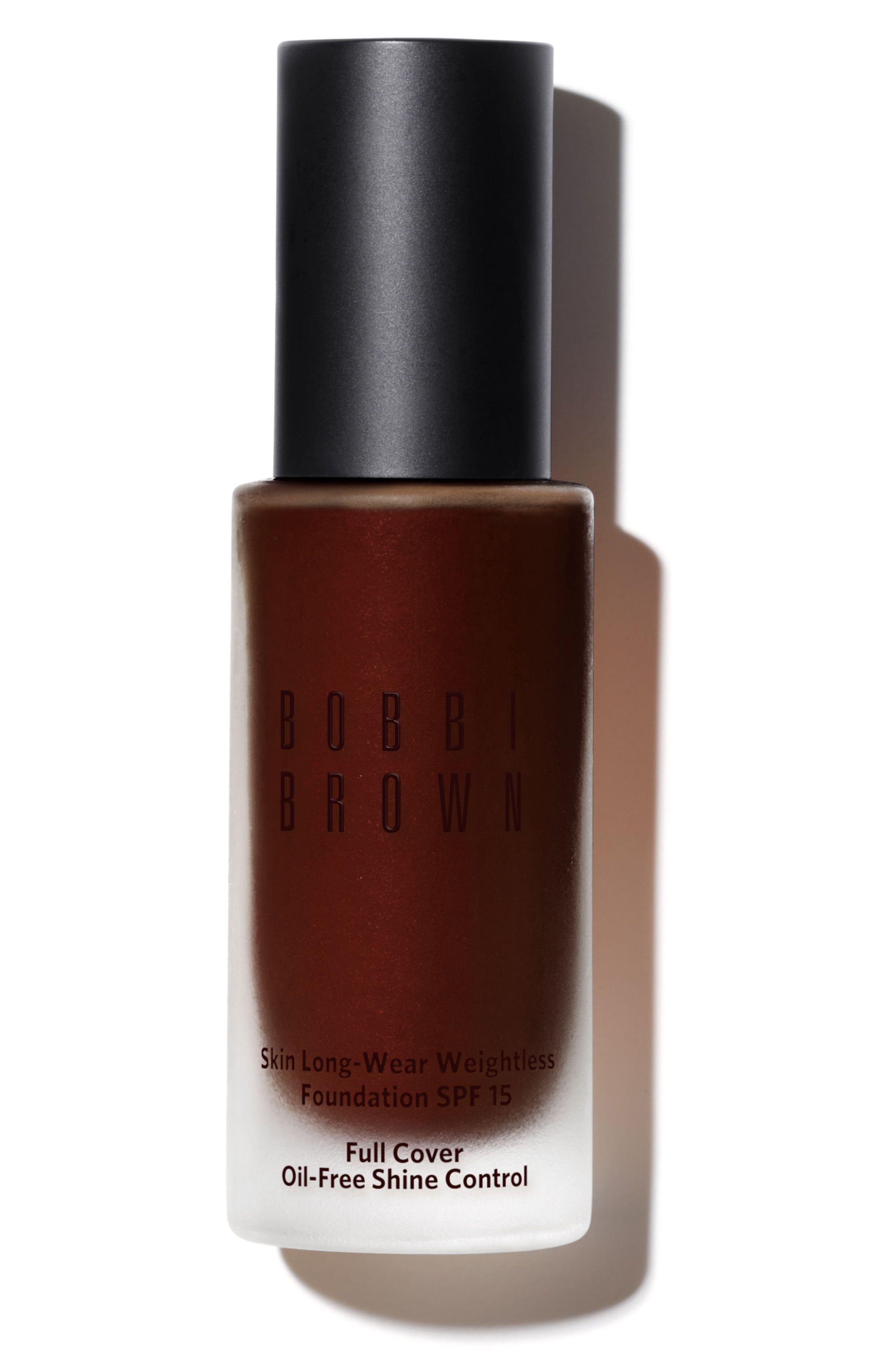 Bobbi Brown Skin Long-Wear Weightless Foundation SPF15 #8