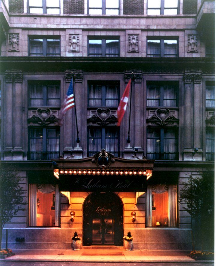 The Latham Hotel Philadelphia Pa Stayed At This Lovely Historical During My