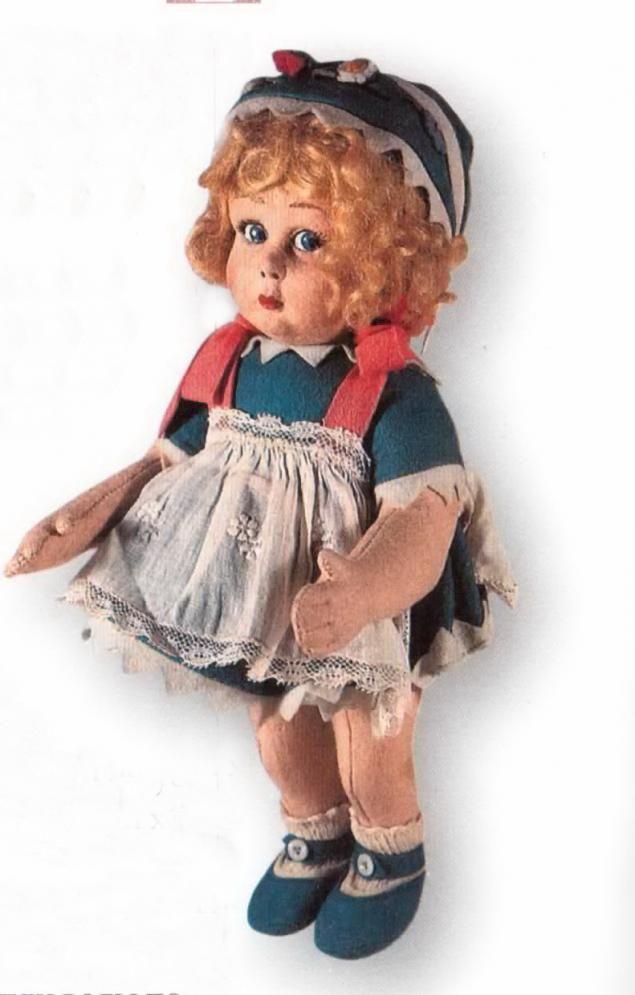 Необыкновенные куклы LENCI - Ярмарка Мастеров - ручная работа, handmade
