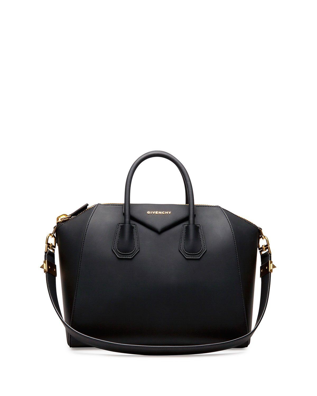 Givenchy Antigona Medium Leather Satchel Bag cefc0a231e18f