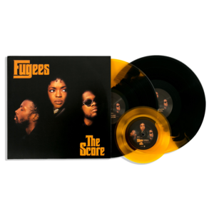 The Score With Images Fugees Records Vinyl