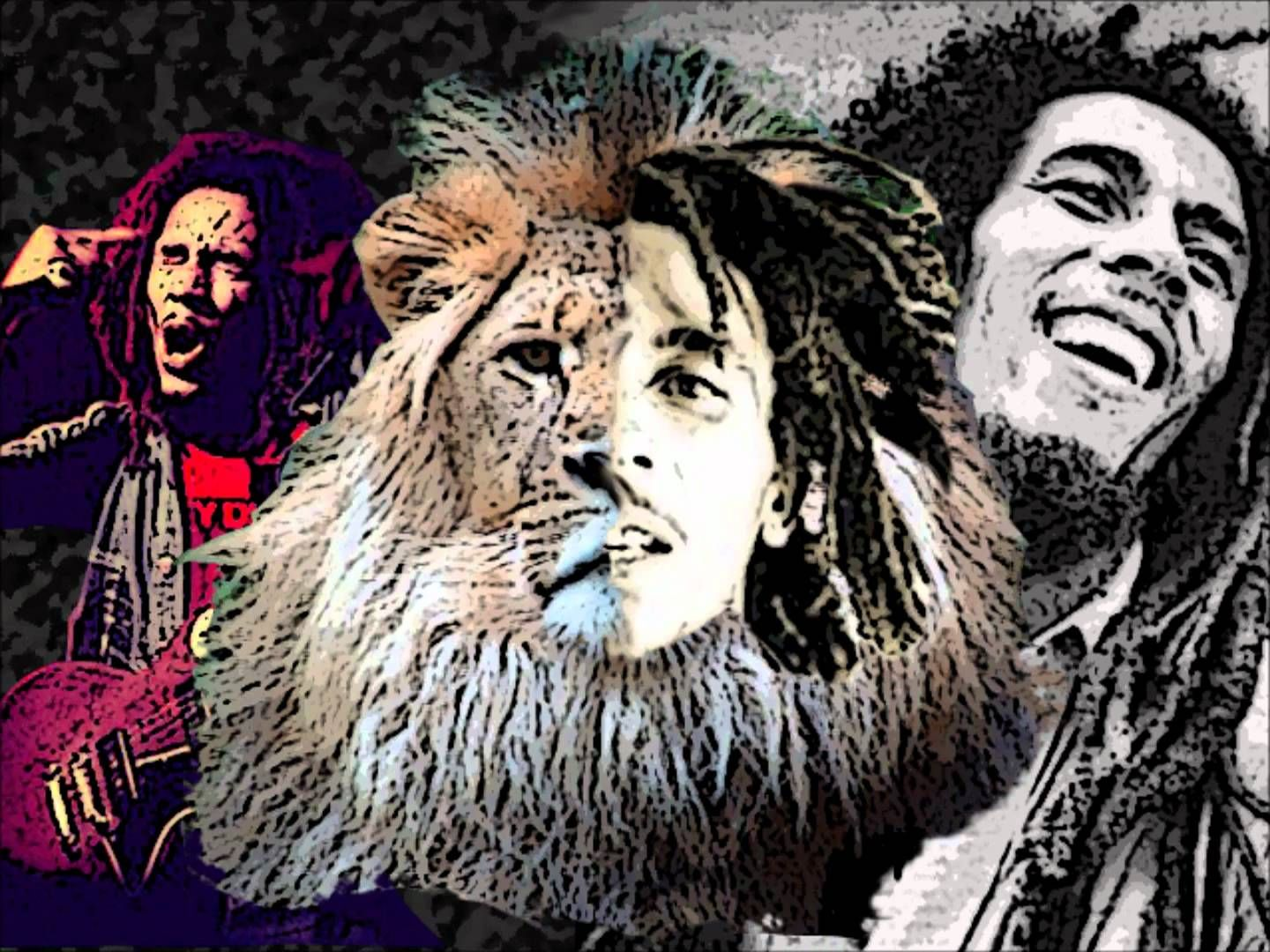 **Bob Marley** ▻▻More fantastic collages, pictures, music and