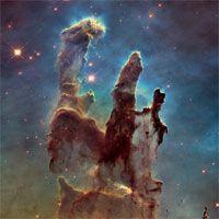 NASA mostra imagem de poeira interestelar em alta definição